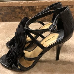 Gianni Bini strappy heels -worn once
